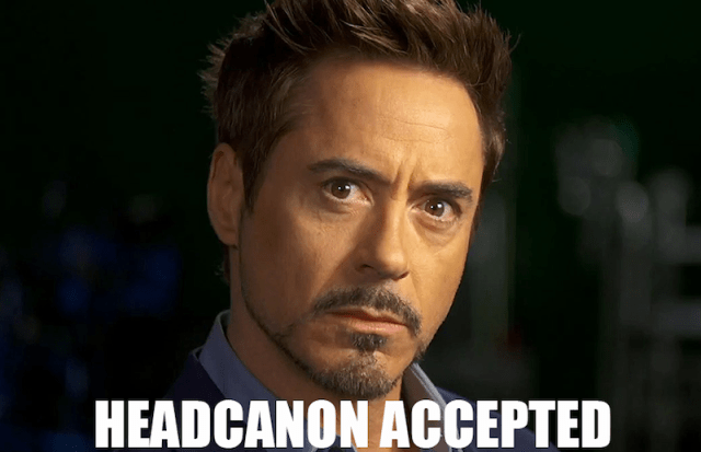 Creating Headcanons: Everyone Does It | Tor com