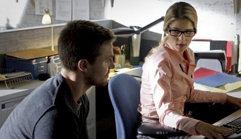 Arrow Felicity Smoak