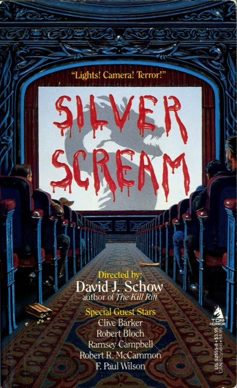 Silver Scream David J Schow