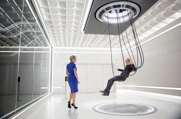 Insurgent movie review Jeanine Matthews Kate Winslet