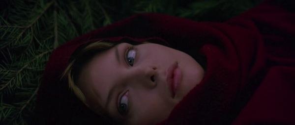 Ladyhawke: Isabeau in Red Cloak