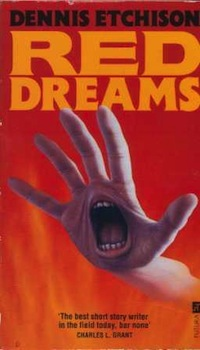 Will Etchison Red Dreams UK Cover