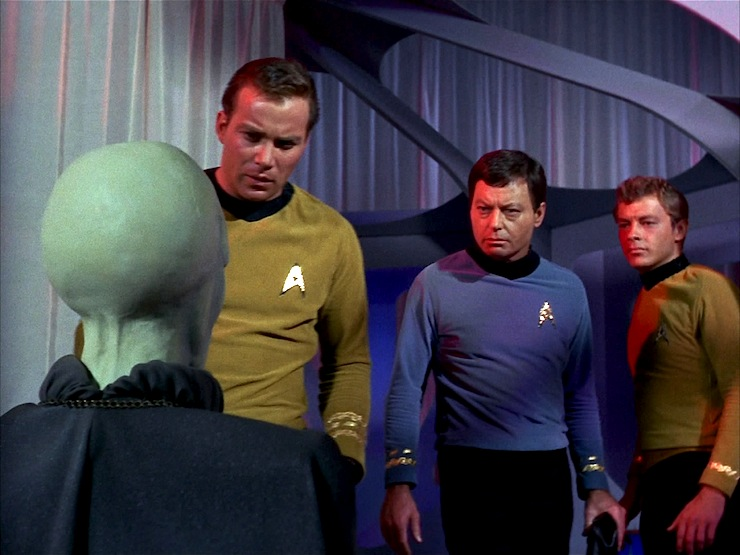 Star Trek: The Corbomite Maneuver