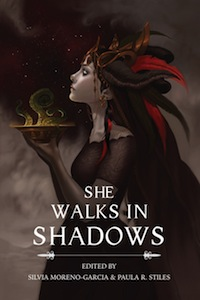 She Walks in Shadow