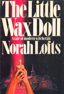 the little wax doll
