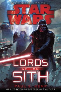 Star Wars: Lords of the Sith Paul S. Kemp