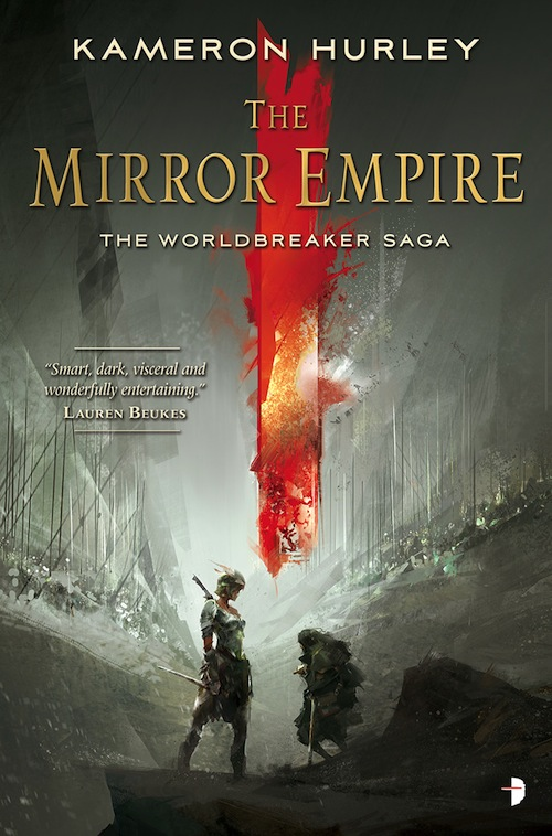Kameron Hurley The Mirror Empire excerpt