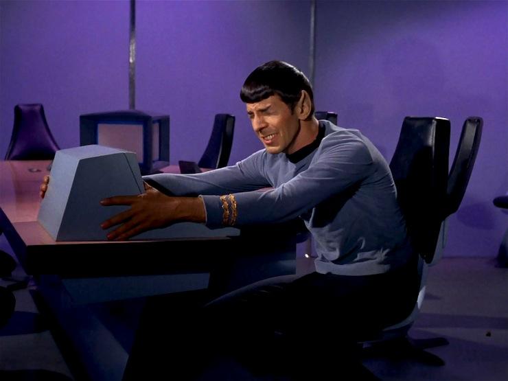 Star Trek, The Naked Time
