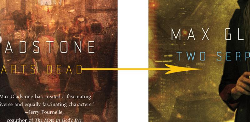 Max Gladstone covers