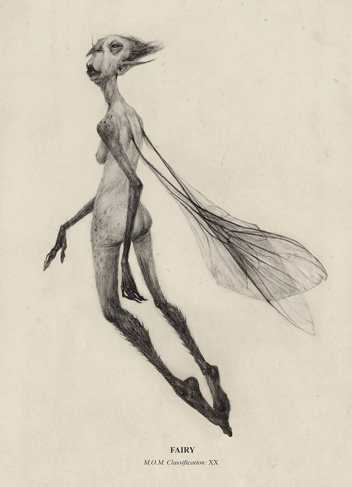 Audrey Benjaminsen Fairy