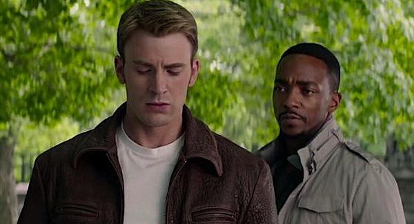 Sam Wilson, Captain America: The Winter Soldier
