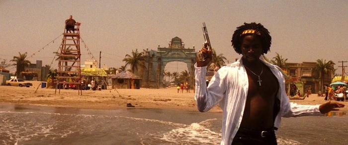 Mercutio Romeo + Juliet