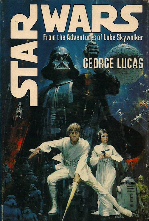 John Berkey Star Wars book cover