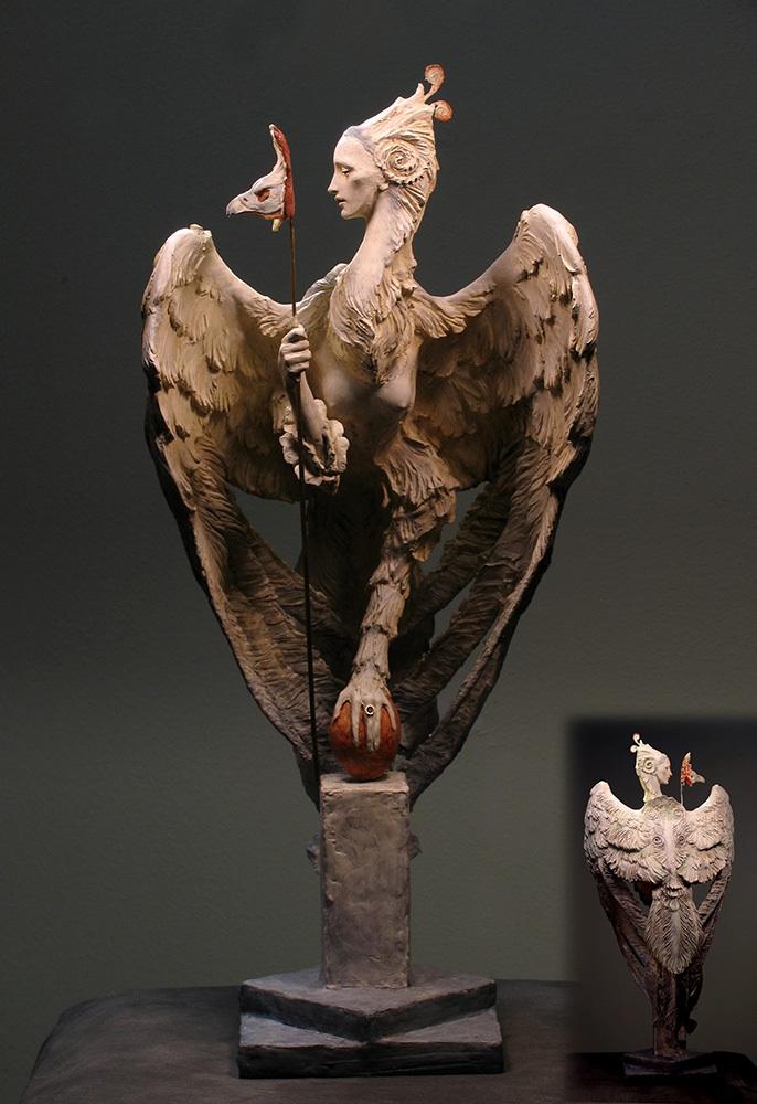 Forest Rogers Venetian Harpy