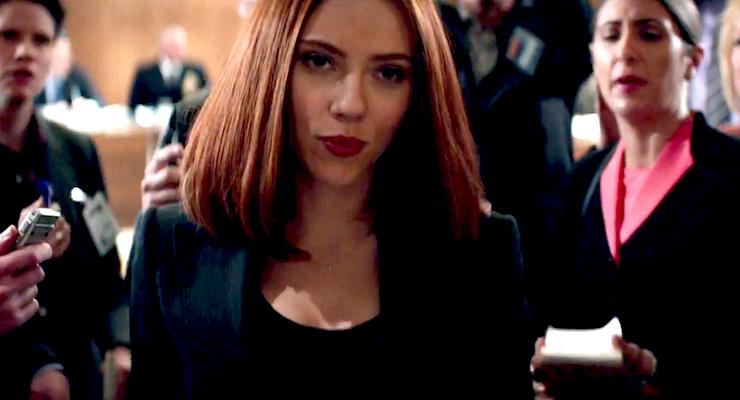 MCU, Black Widow