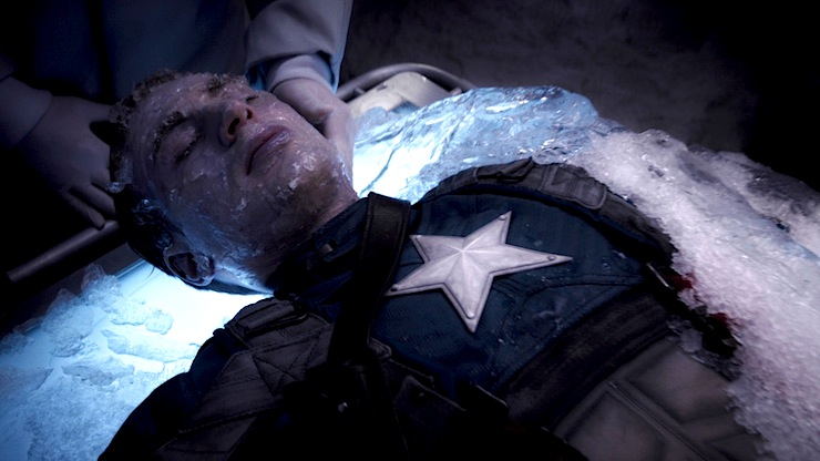 MCU, Captain America