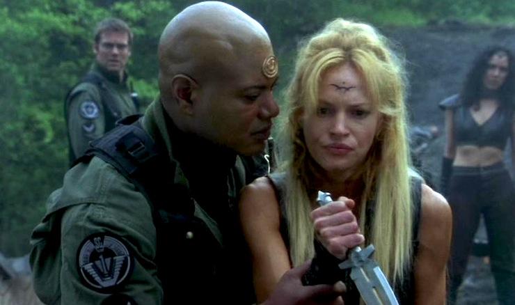 Stargate SG-1, seaons 7,  Teal'c