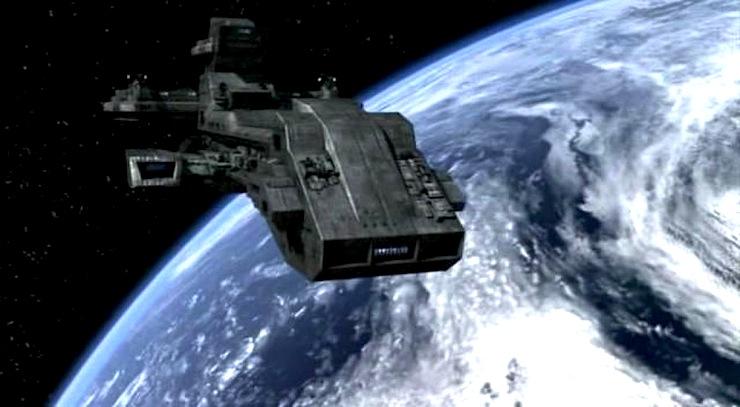 Stargate SG-1, season 6