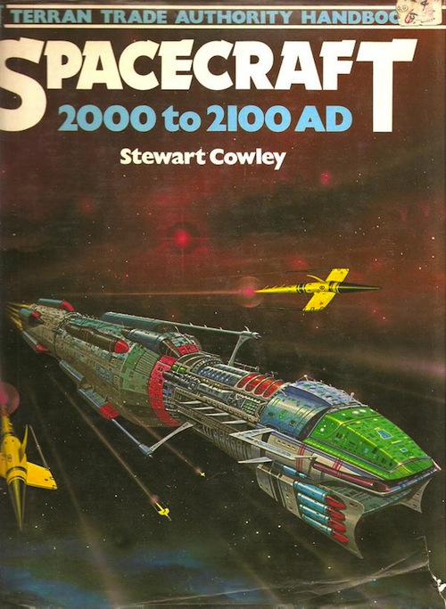 Spacecraft Stewart Cowley