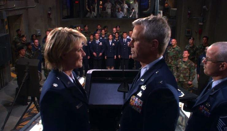 Stargate SG-1, season 8, New Order