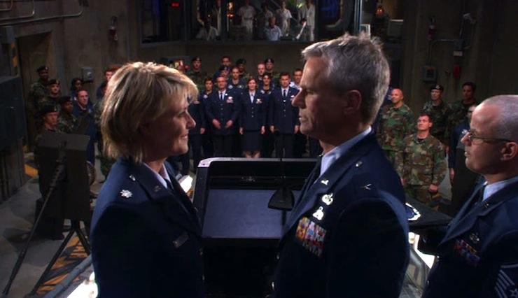 Stargate SG-1, season 8, New Order