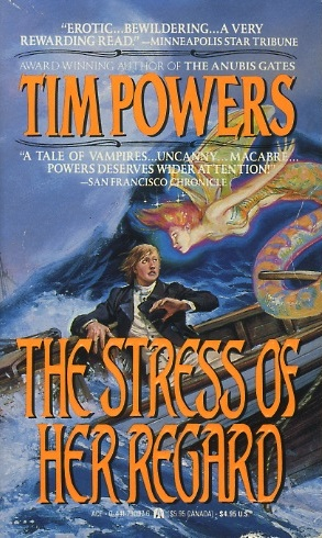 The Stress of Her Regard book cover