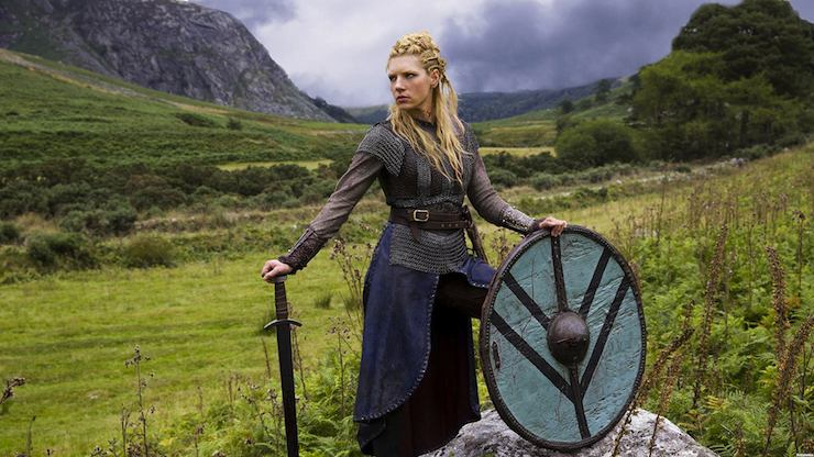 Viking Warrior Women: Did 'Shieldmaidens' Like Lagertha