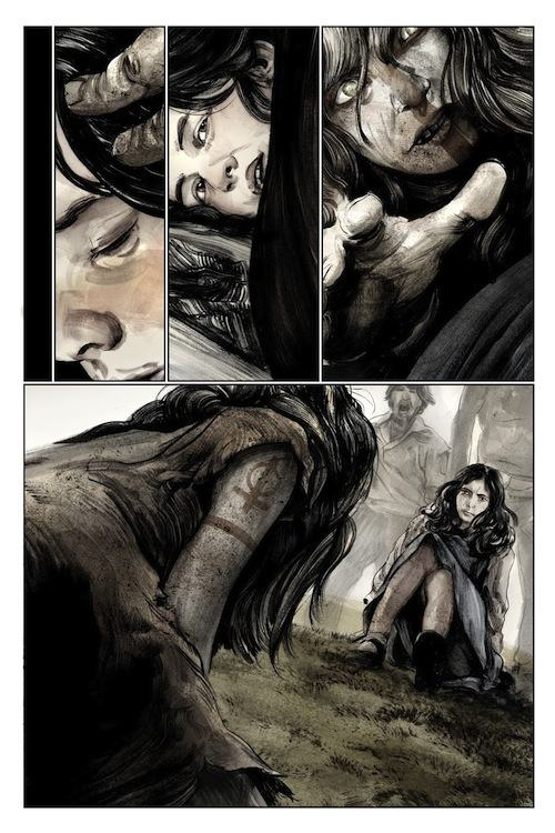 A page from Edentown