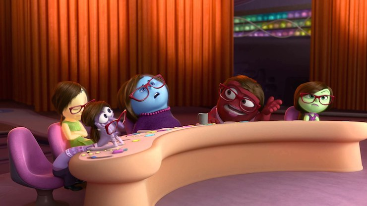 Inside Out, 2015