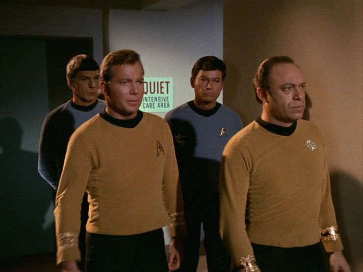 Star Trek original series, The Menagerie, Part I