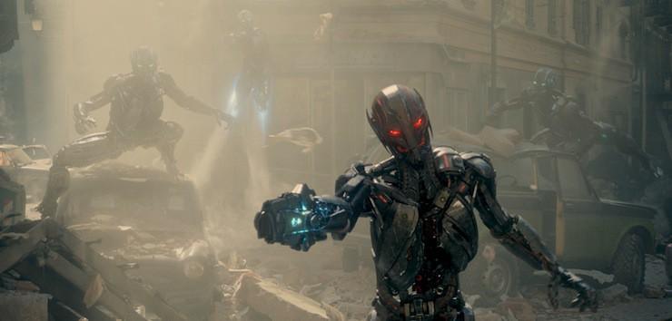 Marvel's Avengers: Age Of Ultron..Sub Ultrons..Ph: Film Frame..?Marvel 2015