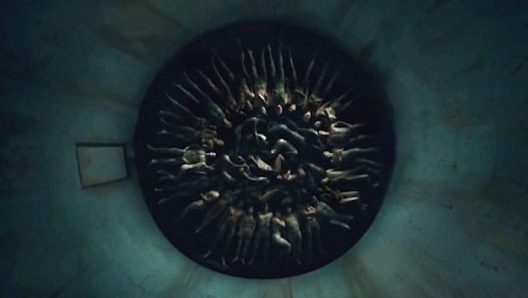 """Hannibal, Human Eye in """"Sakizuke"""""""