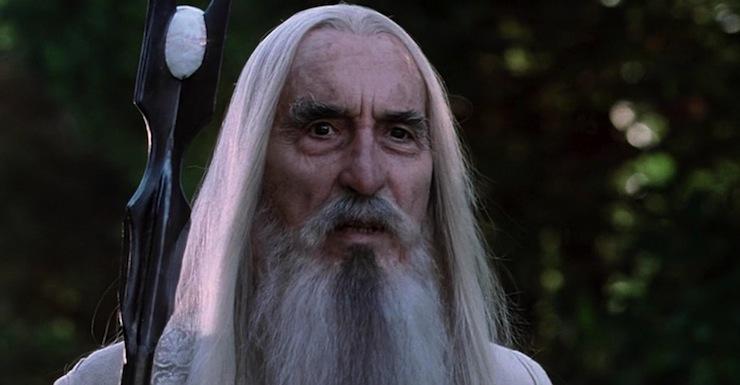 The Unquiet Voice of Saruman | Tor.com