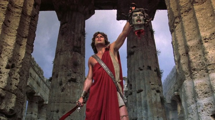 From Clash of the Titans, 1981