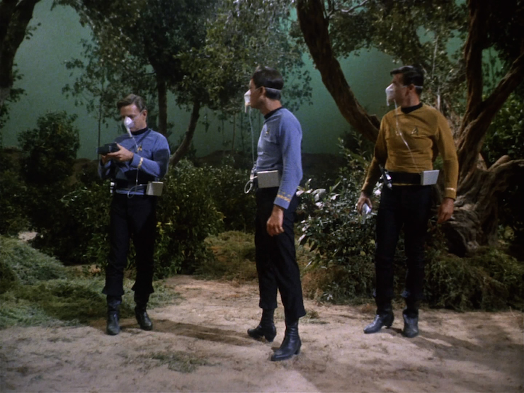 Star Trek the original series, The Squire of Gothos