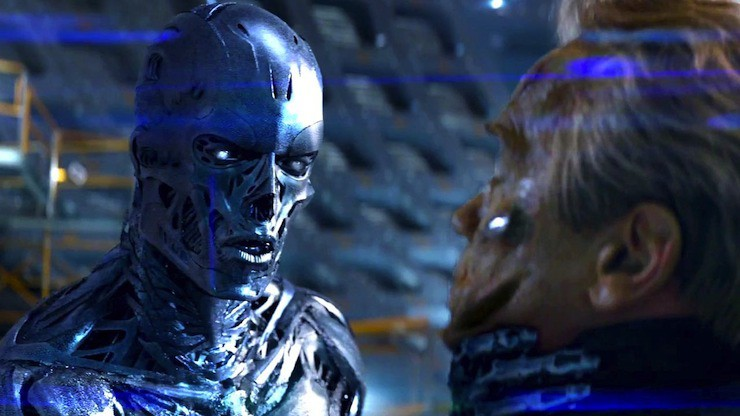 Terminator: Genisys movie review