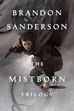 Mistborn Trilogy by Brandon Sanderson
