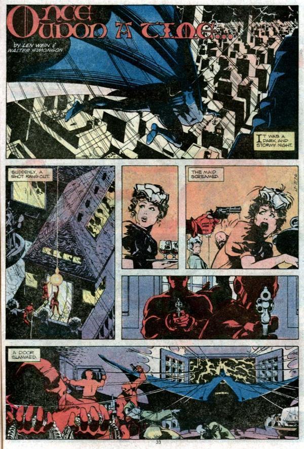 Batman peanuts homage