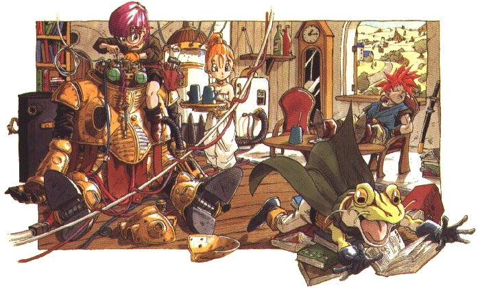 Chrono Trigger Replay Part 1: Subverting Tropes and Rewriting Your