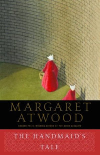 The Handmaid's Tale book cover language mayday