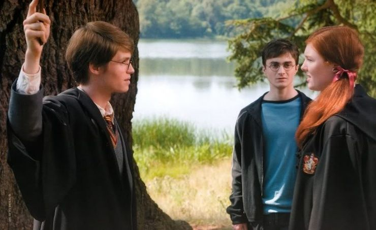 James Potter Didn't Change So That Lily Evans Would Marry Him | Tor com