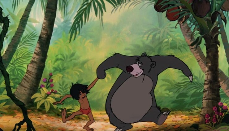 Walt Disney Supervises His Last Film: The Jungle Book ...