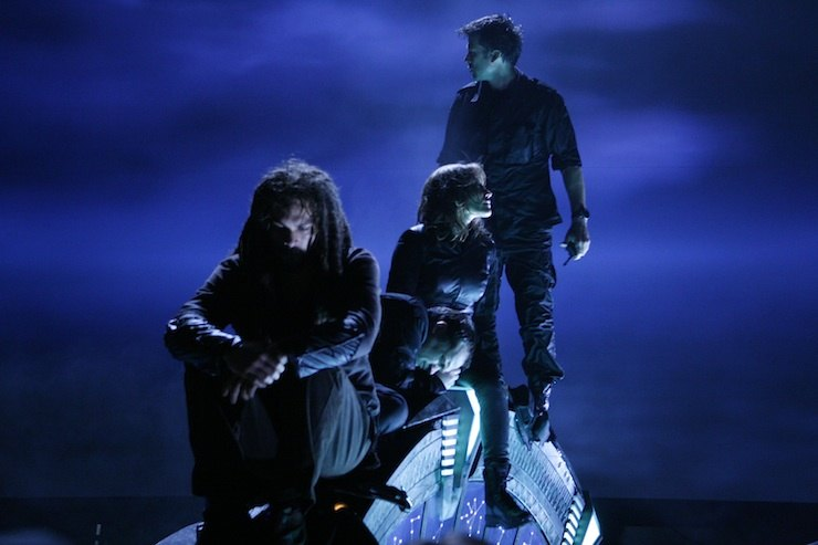 Stargate Atlantis, season 5