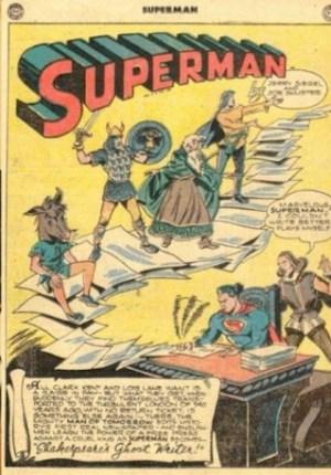 shakespeare-superman