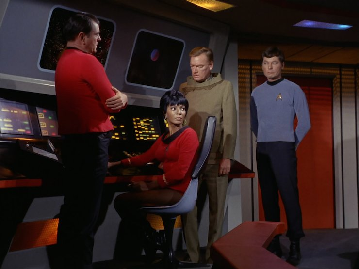 Star Trek: A Taste of Armegeddon