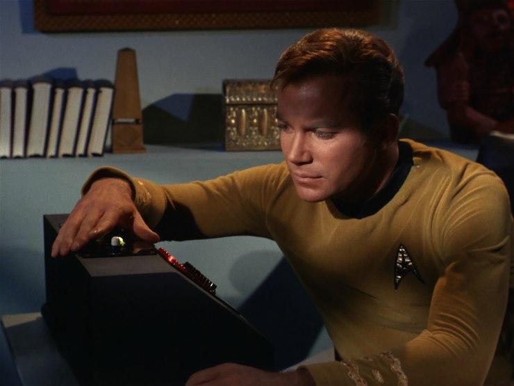 Star Trek, the original series, Tomorrow is Yesterday
