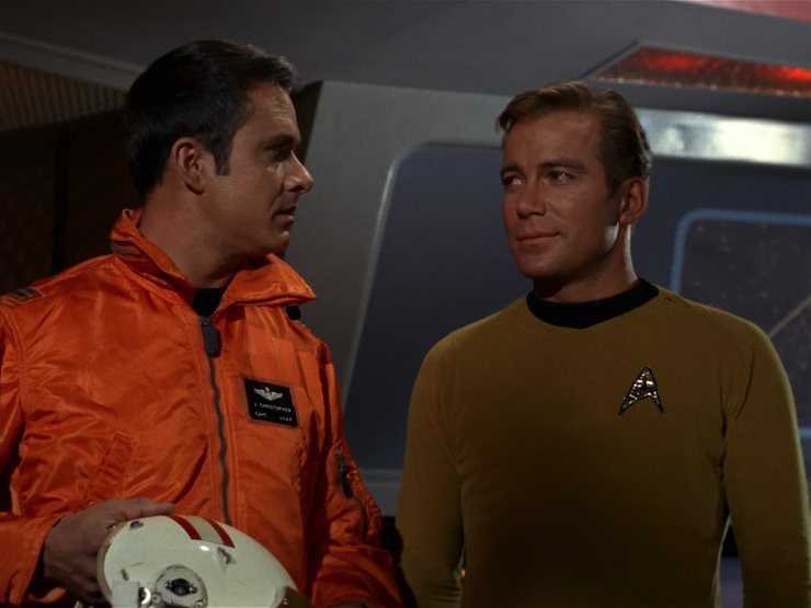 Image result for star trek tomorrow is yesterday