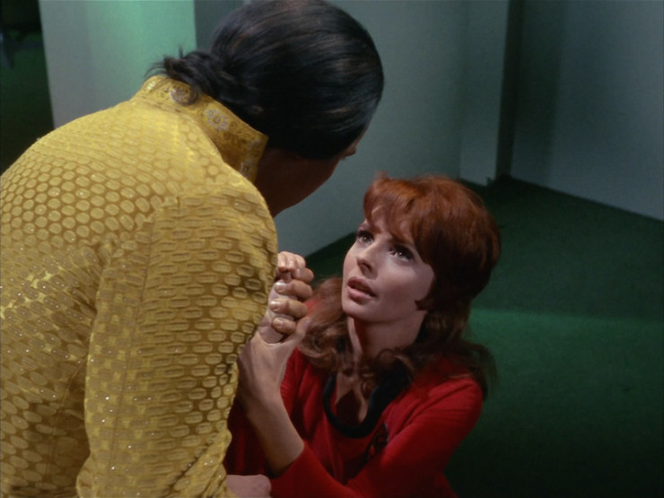 "Star Trek The Original Series Rewatch ""Space Seed"" Khan"