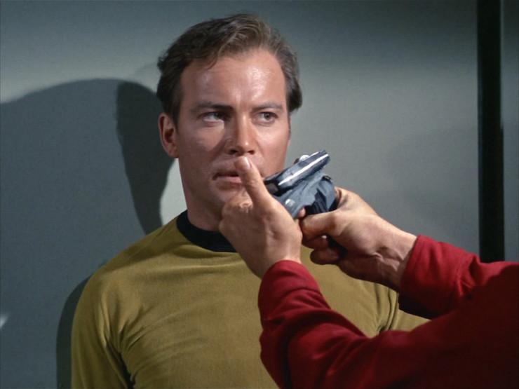 "Star Trek The Original Series Rewatch ""Space Seed"" Khan"