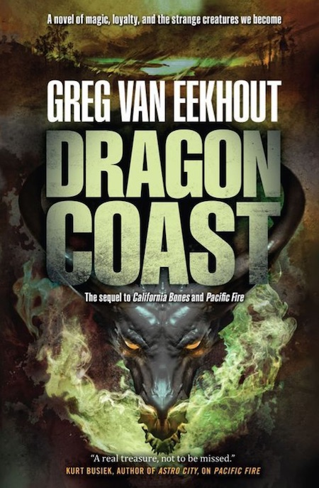 Dragon Coast Greg van Eekhout